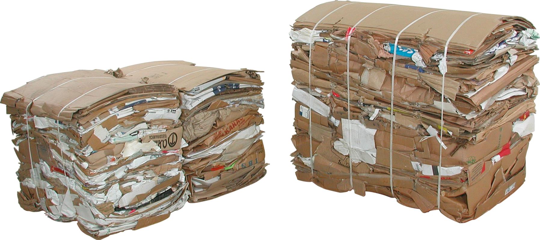 cardboard orwak