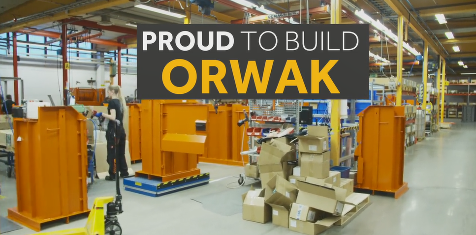 Proud to Build Orwak