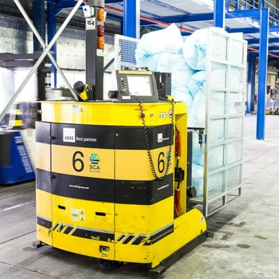 Article5_AGV forklift truck