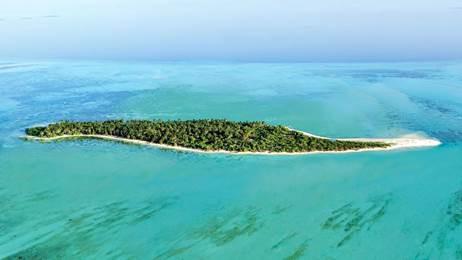 Ookolhufinolhu Island