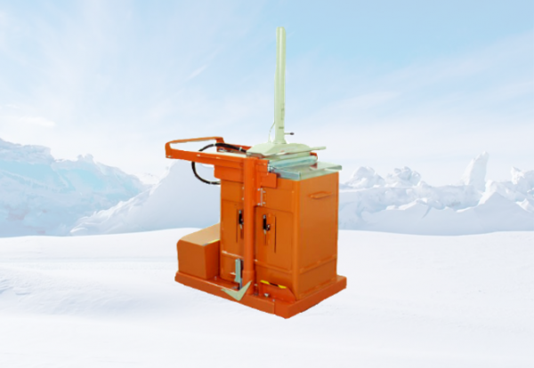 Orwak 5031E in Antarctica