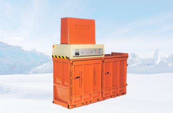 Orwak 8020 in Antarctica