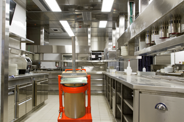 Professional kitchen mounted 5030_HR