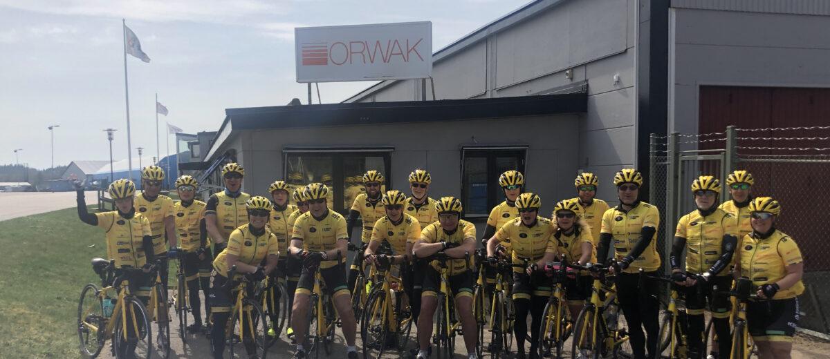 Team Rynkeby at Orwak_edit