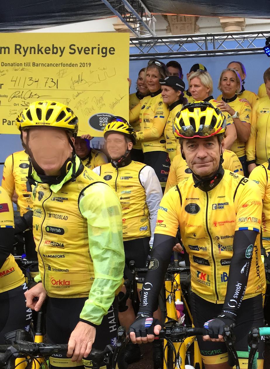Team Rynkeby